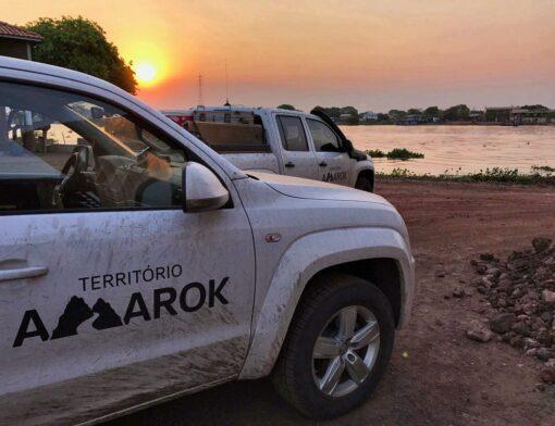 expedição pantanal de amarok