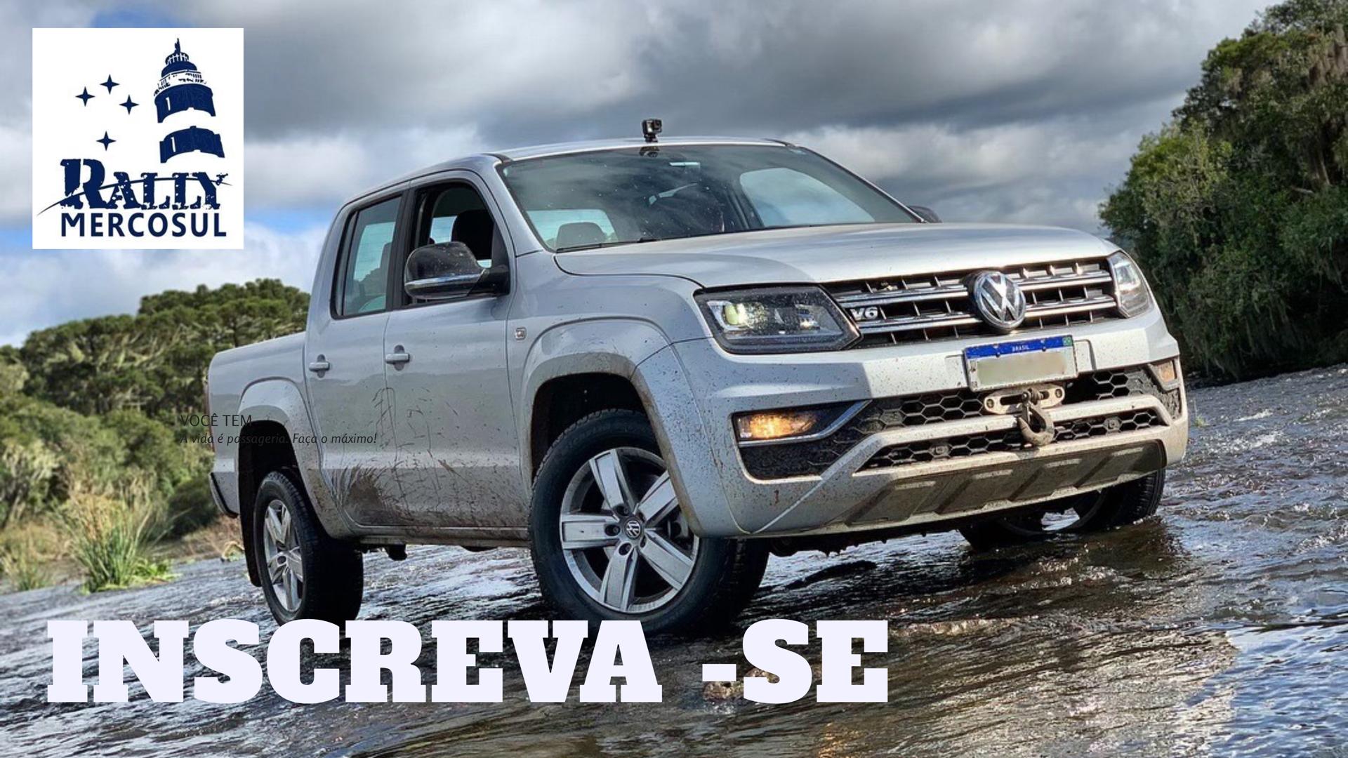 Rally Mercosul 2019 Aventura